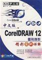 中文版CorelDRAW 12图形创作精彩实例详解