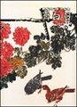 近现代中国画名家:齐白石
