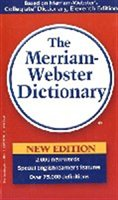 The Merriam-Webster Dictionary(英文原版进口)
