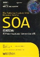 SOA权威指南:通过BEA AquaLogic Service Bus实现